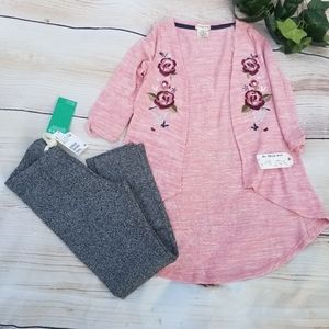 H&M / One Step Up: Bundle For Girl's Size 7/8 NWT